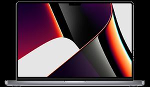 Apple MacBook Pro 14-inch in Space Gray
