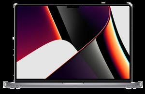 Apple MacBook Pro 16-inch in Space Gray