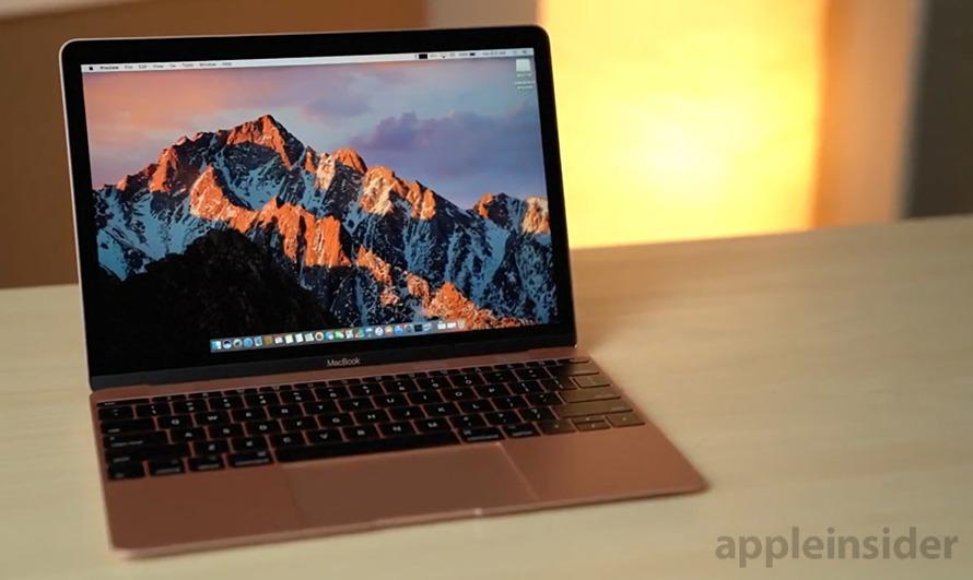 2017 12-inch MacBook