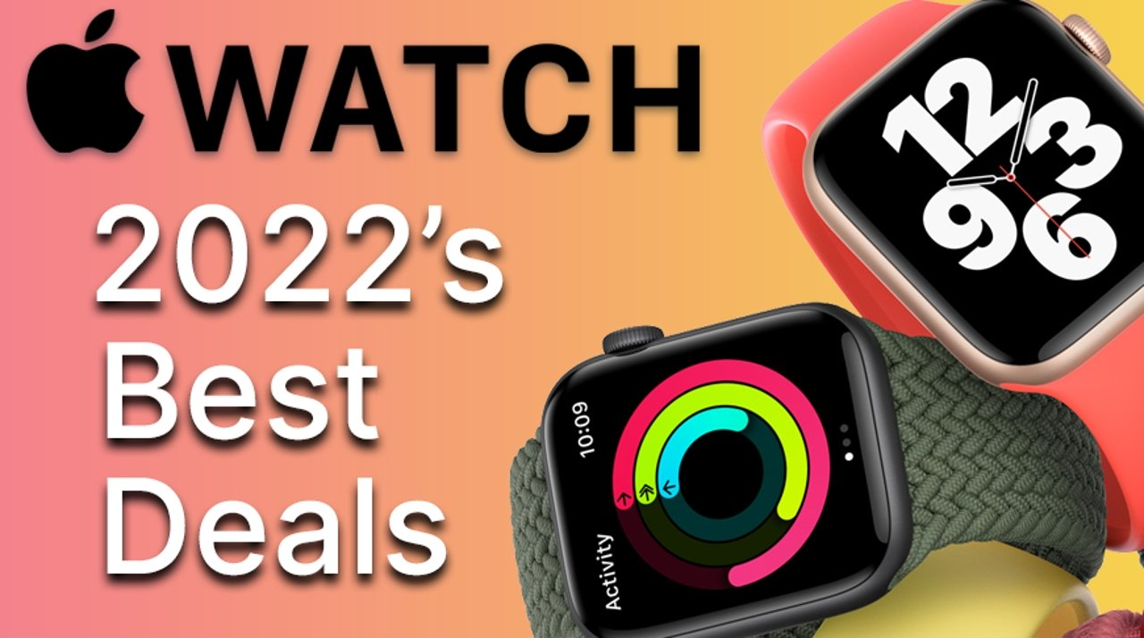 Best Apple Watch Deals