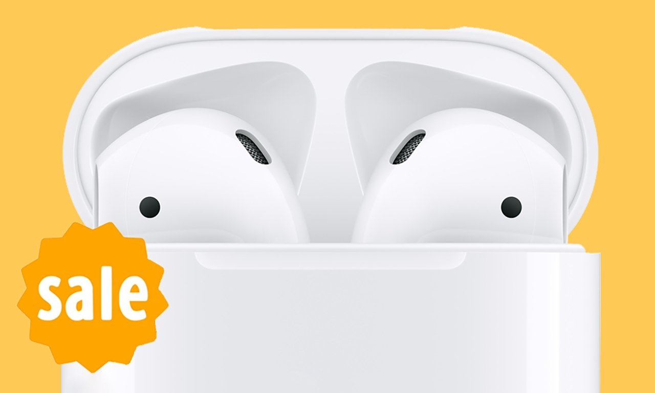Best Apple AirPods Deals