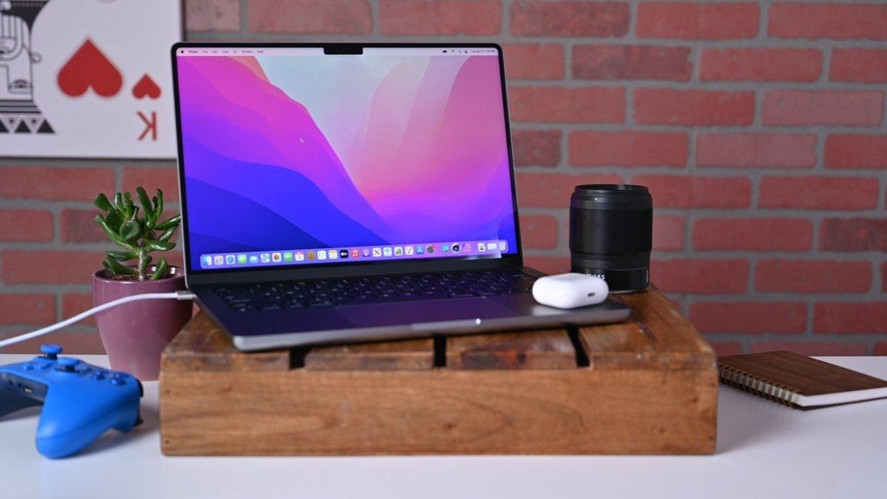 14-inch MacBook Pro