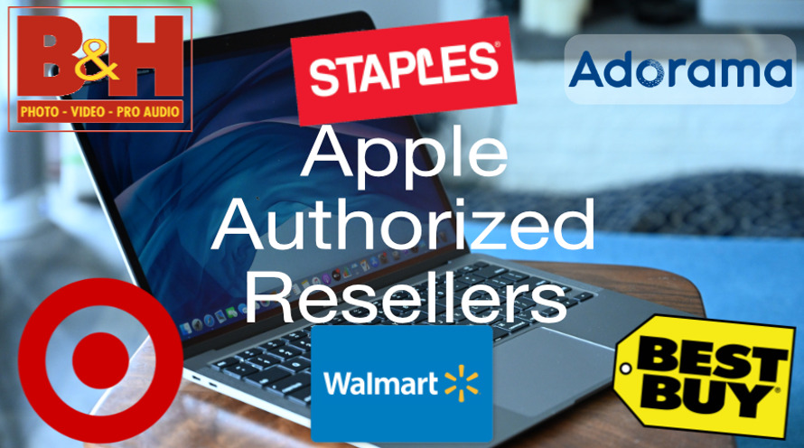 Apple Authorized Resellers