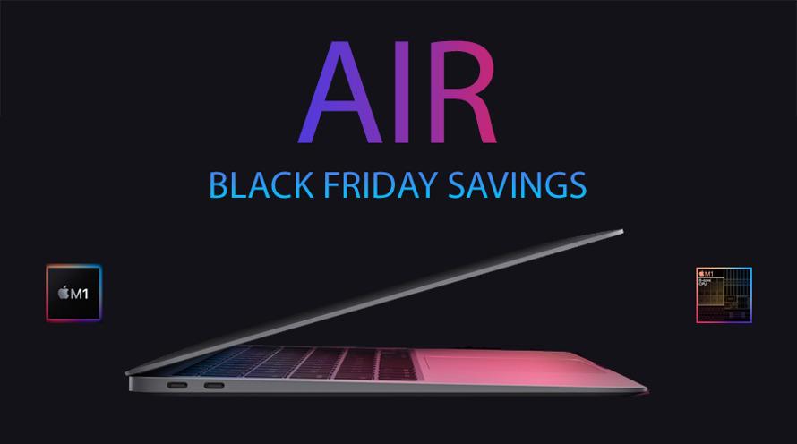 MacBook Air Black Friday Deals