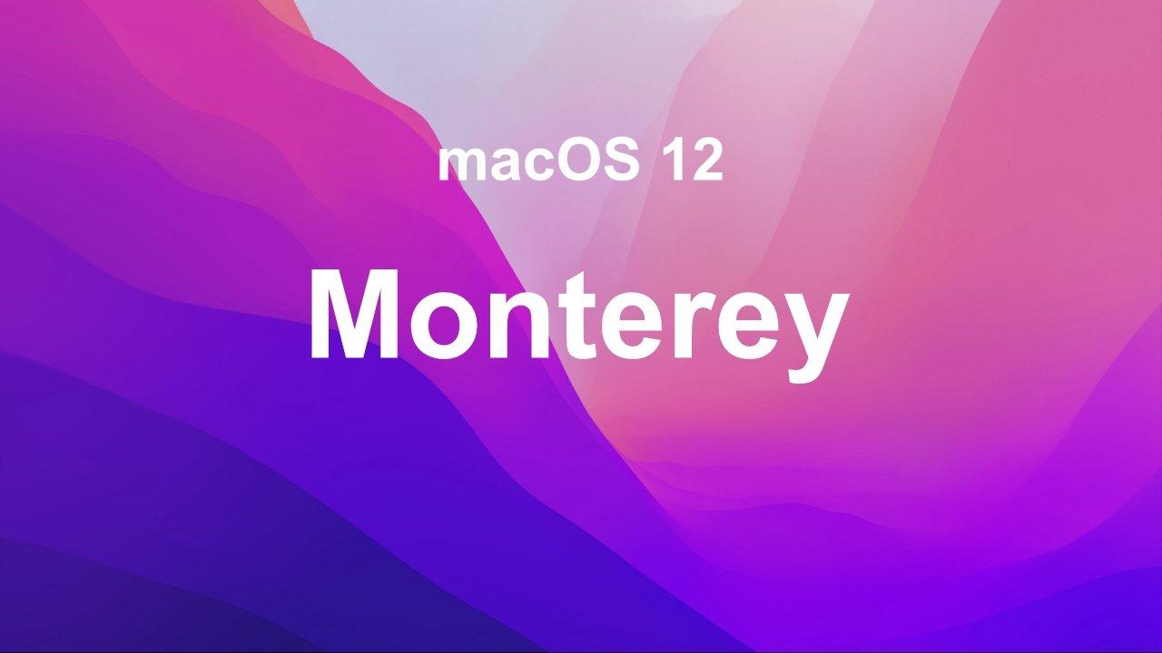 macOS 12