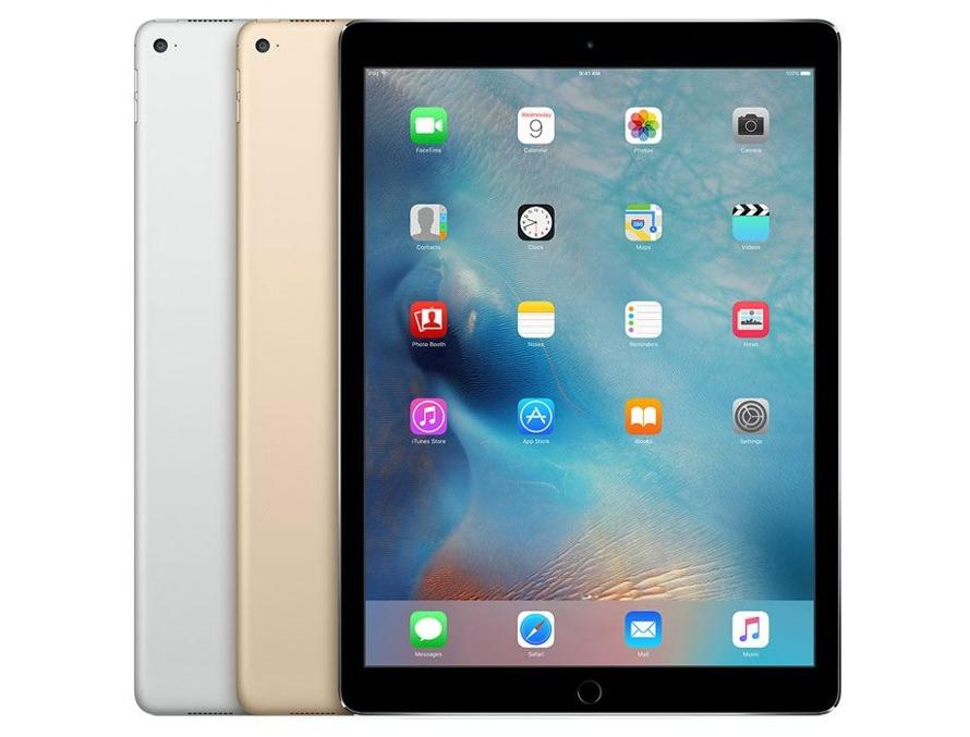 iPad Pro with 12-inch Retina display