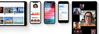 Apple ceases iOS 12.2 code signing following iOS 12.3 release