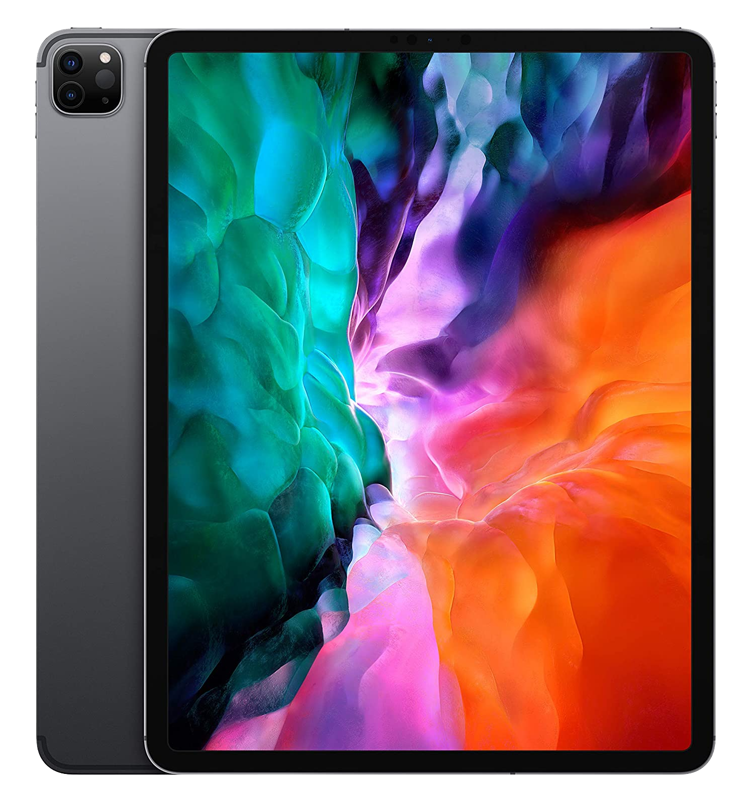 2020 12.9-inch iPad Pro in Space Gray