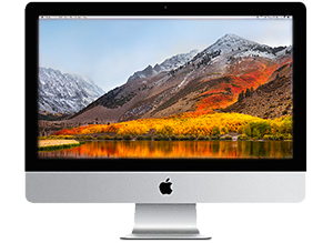 21.5-inch iMac HD