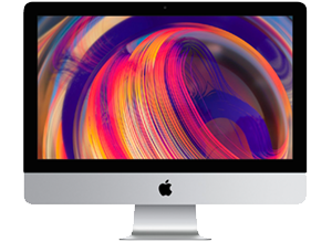 Apple iMac 21.5-inch with Retina 4K Display