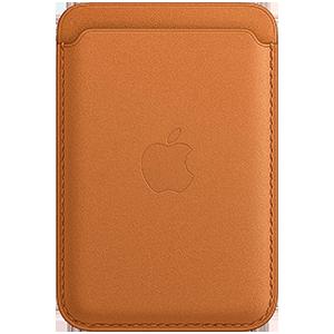 Apple MagSafe Wallet in Golden Brown