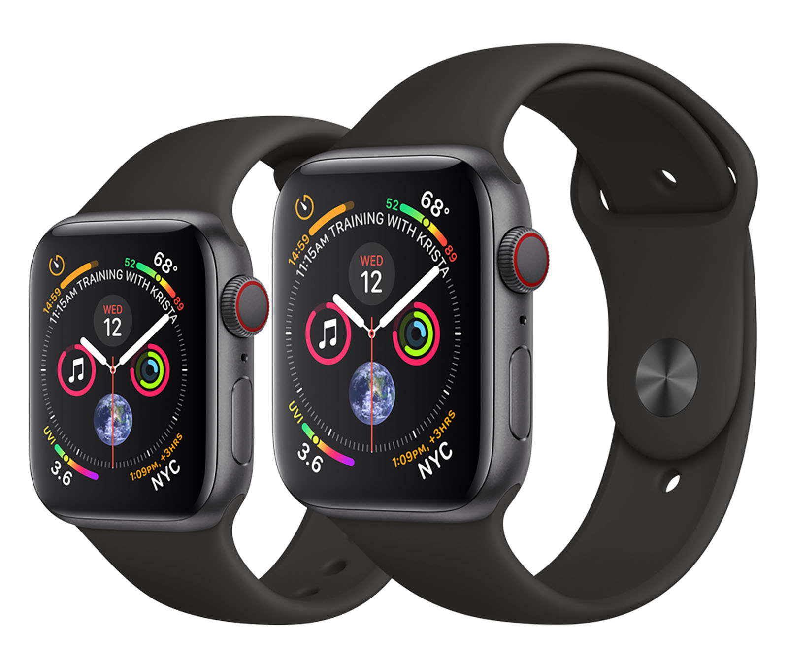finest selection 3531d 261ce Apple Watch Series 4 (GPS + Cellular)| AppleInsider