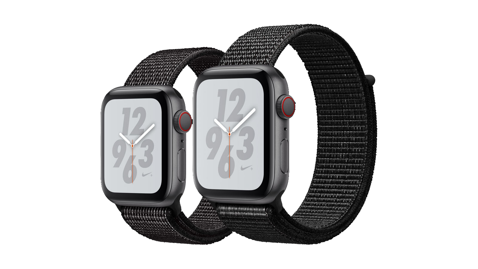 Interesante Aguanieve comodidad  Apple Watch Series 4 Nike+ (GPS + Cellular) - MTXC2LL/A (44mm (Silver  Aluminum, Summit Sport Loop))| AppleInsider