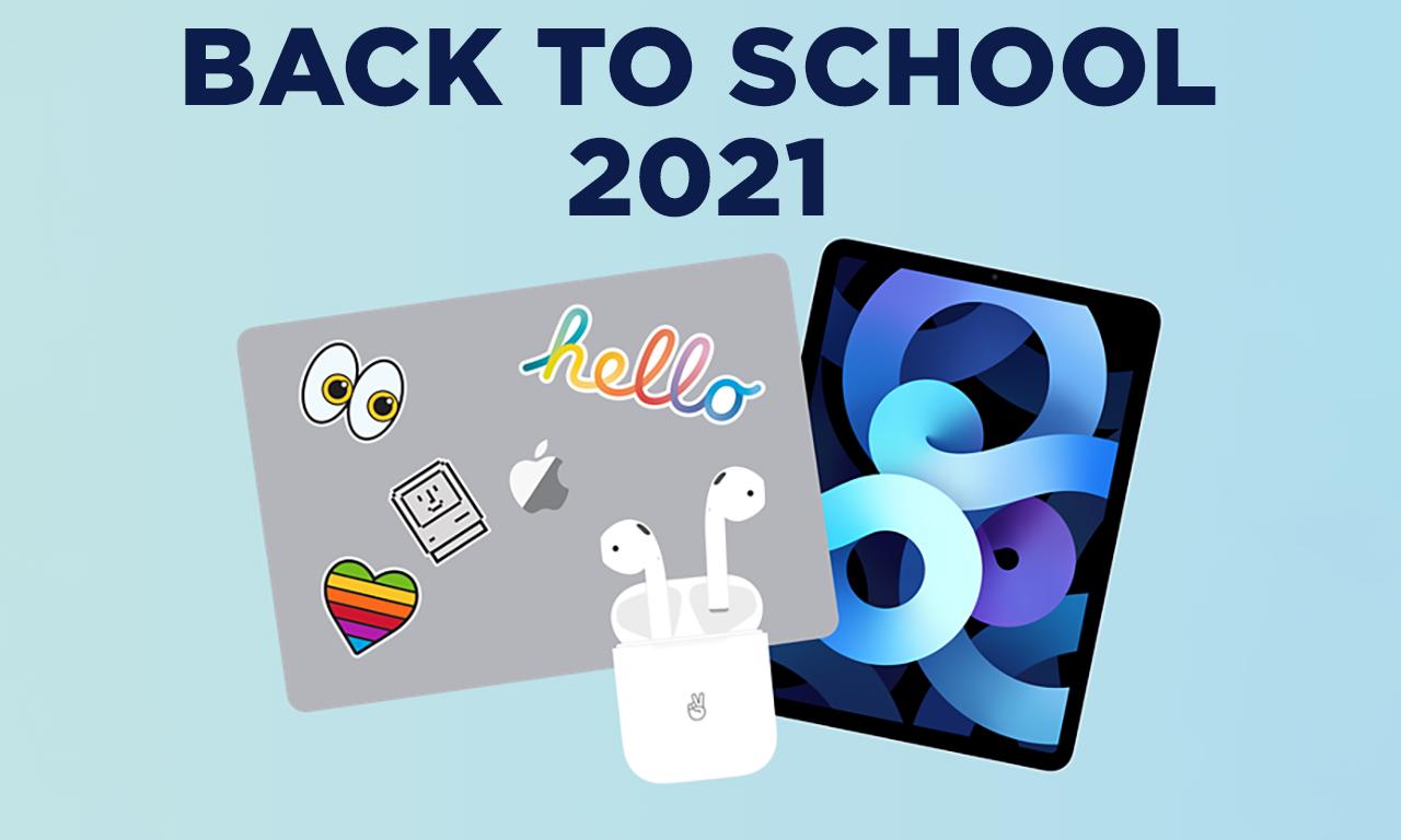 Back to School Apple hardware