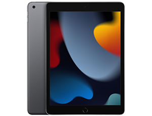 Apple iPad 9th Generation in Space Gray