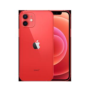 iPhone 12 mini in red
