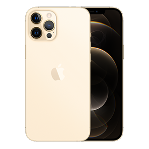 Apple iPhone 12 Pro Max in Gold