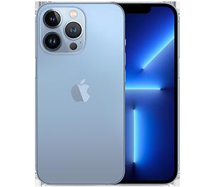 iPhone 13 Pro in Sierra Blue