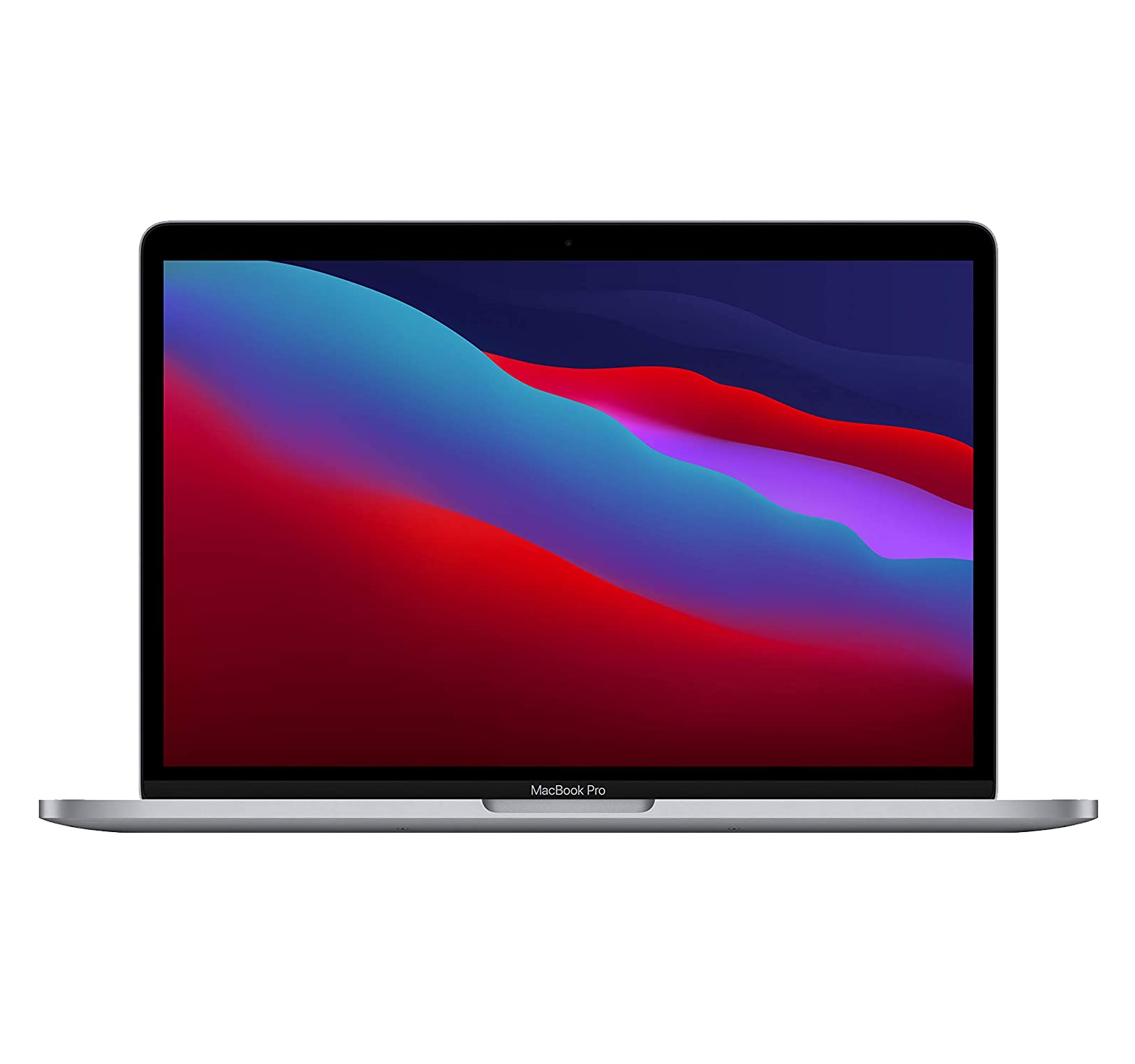 M1 MacBook Pro in Space Gray
