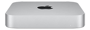 Mac mini with M1 Apple Silicon processor