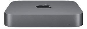 Intel Mac mini Price Guide hero in Space Gray