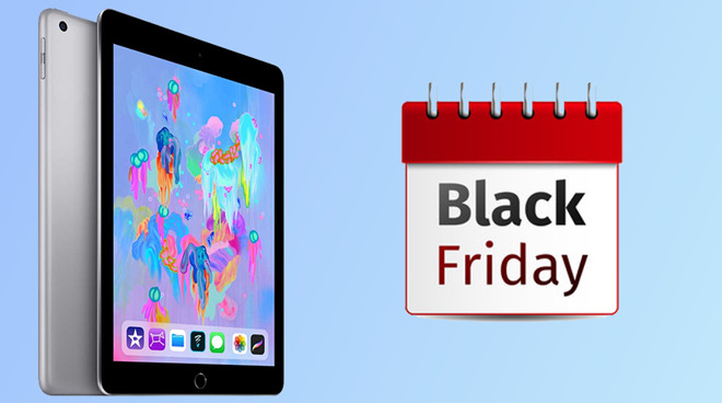 Apple iPad Early Black Friday deal