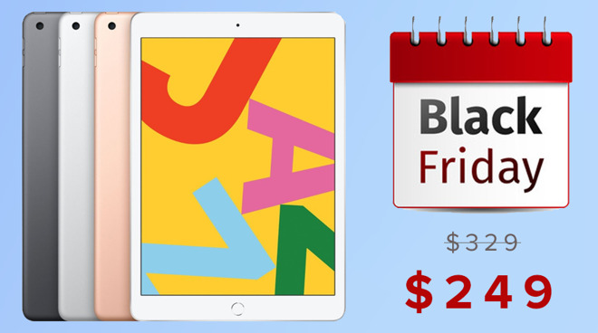 Apple 2019 iPad Black Friday deal