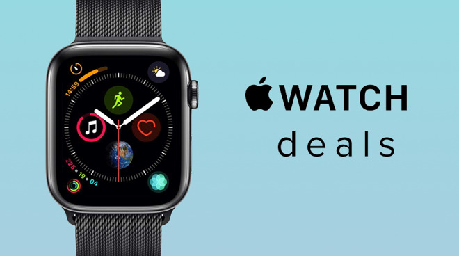 Apple Watch Series 4 sale