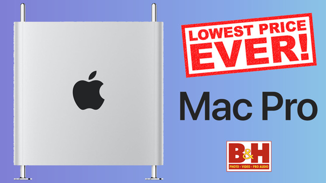 Apple Mac Pro sale at BandH
