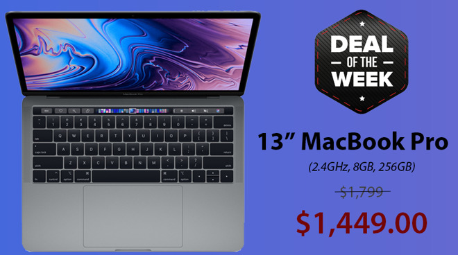 Apple sale on MacBook Pro 13 inch