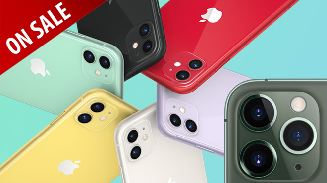 Apple iPhone 11 deals