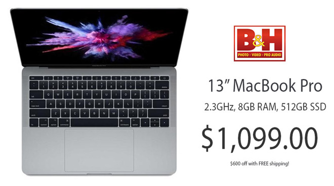 Apple MacBook Pro 13 inch sale