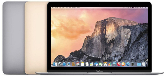Apple Macbook 12 inch Deal